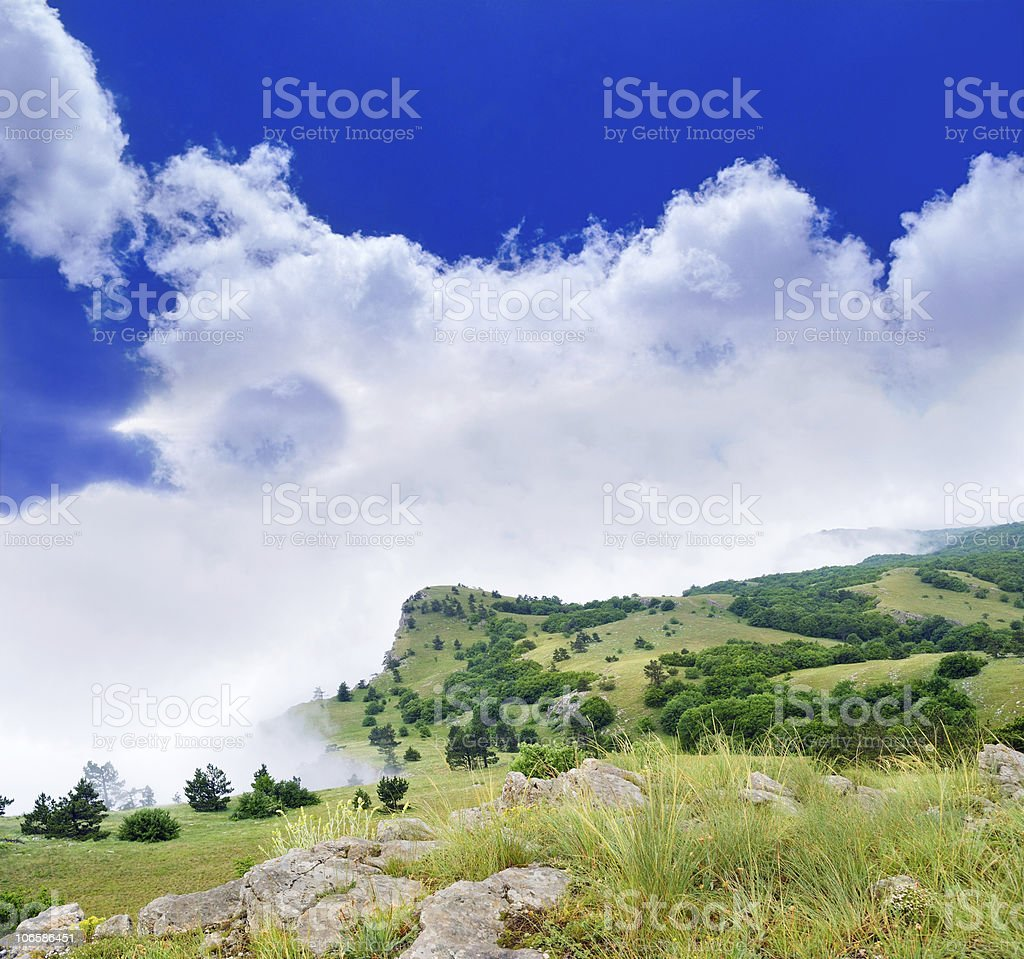 magical view royalty-free stock photo