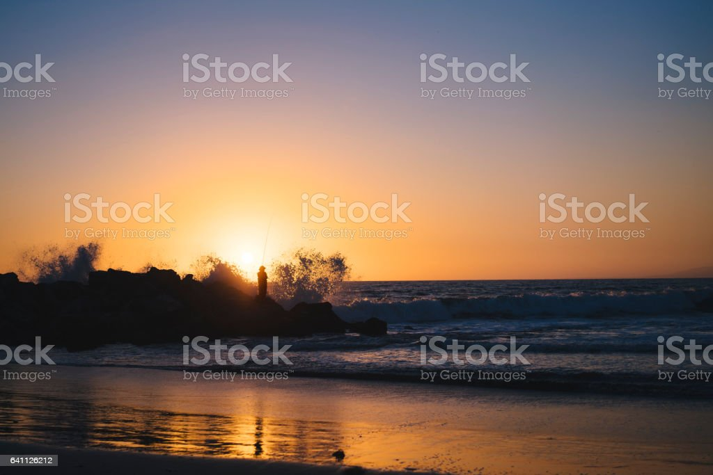 Magical view stock photo