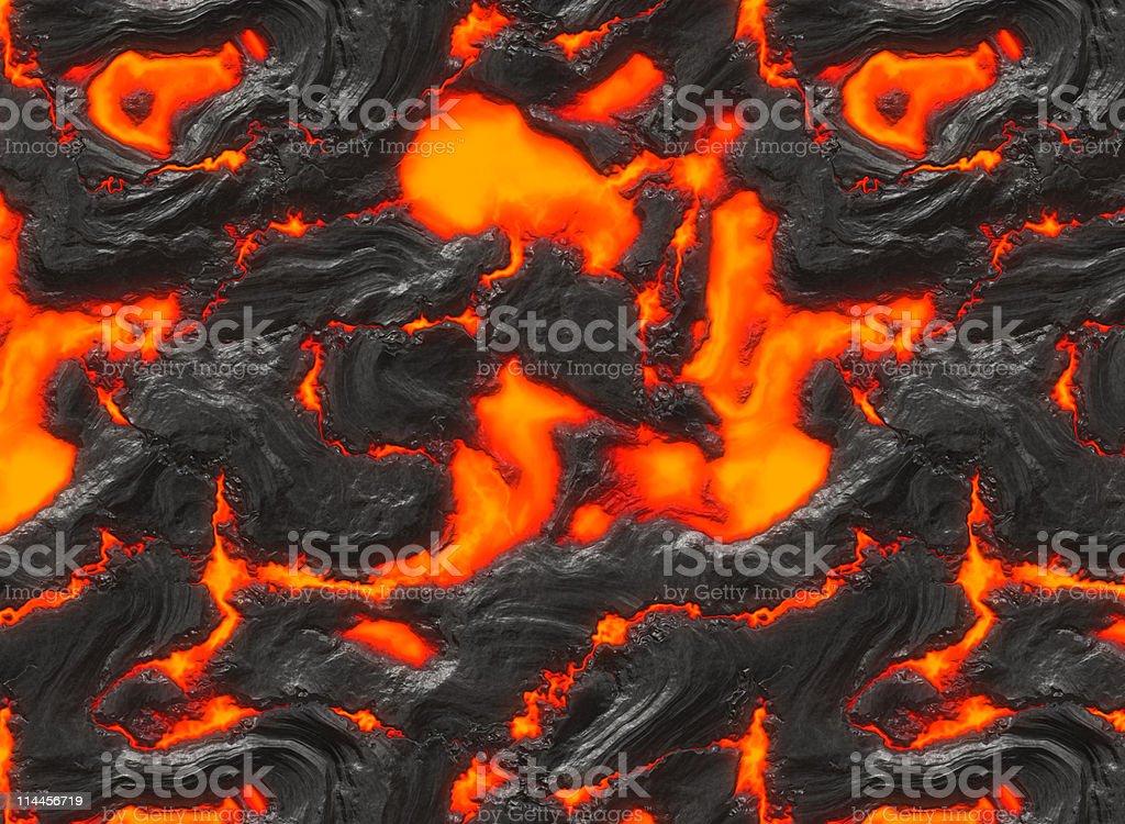 magma stock photo