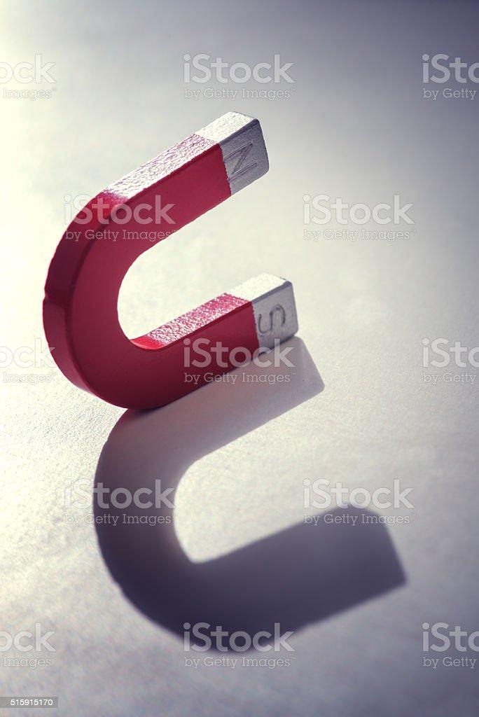 magnet stock photo