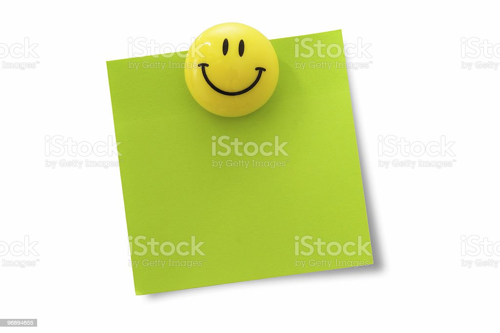Magnetic clip stock photo