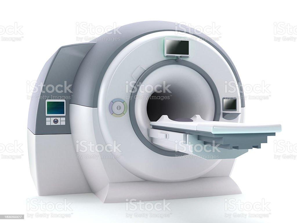 Magnetic Resonance Imaging Scanner stock photo