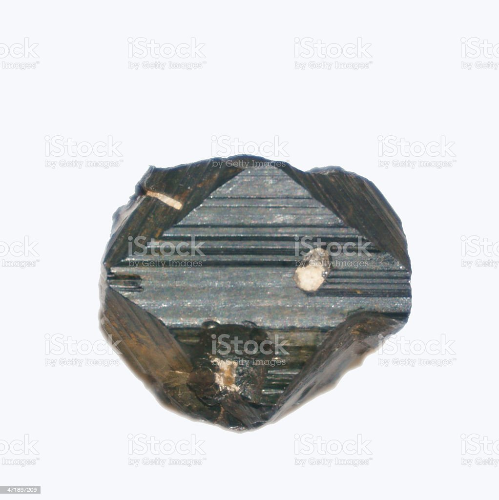 magnetite stock photo