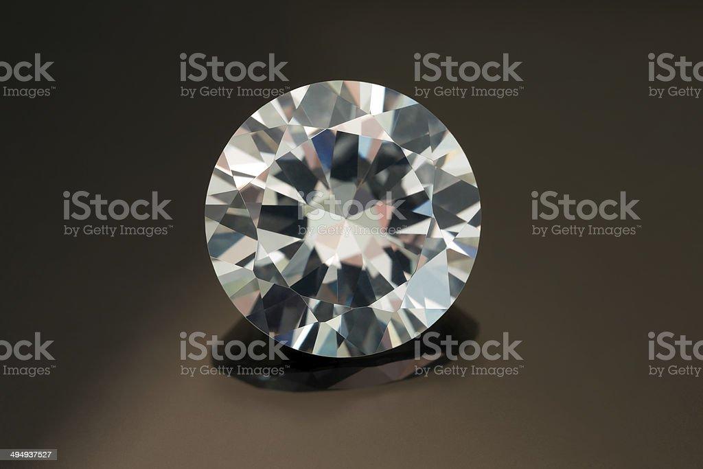 Diamond Lizenzfreies stock-foto