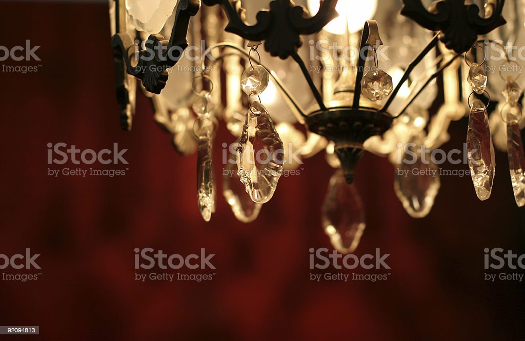 magnificent lamp royalty-free stock photo