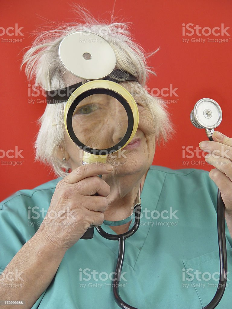 magnify it more royalty-free stock photo