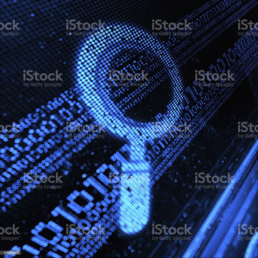 Magnify stock photo