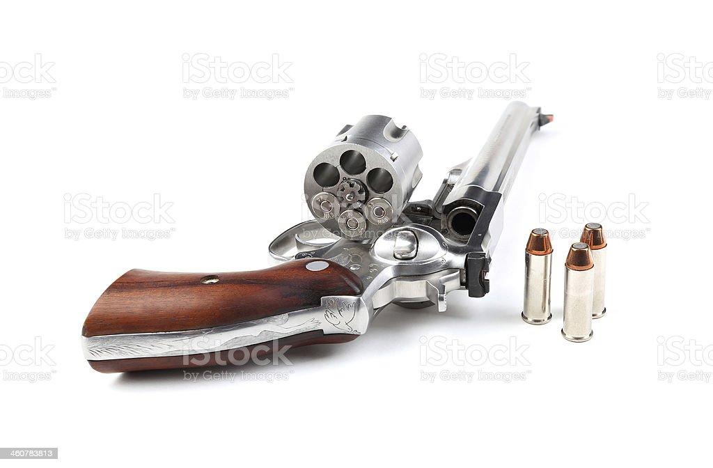 44 Magnum royalty-free stock photo