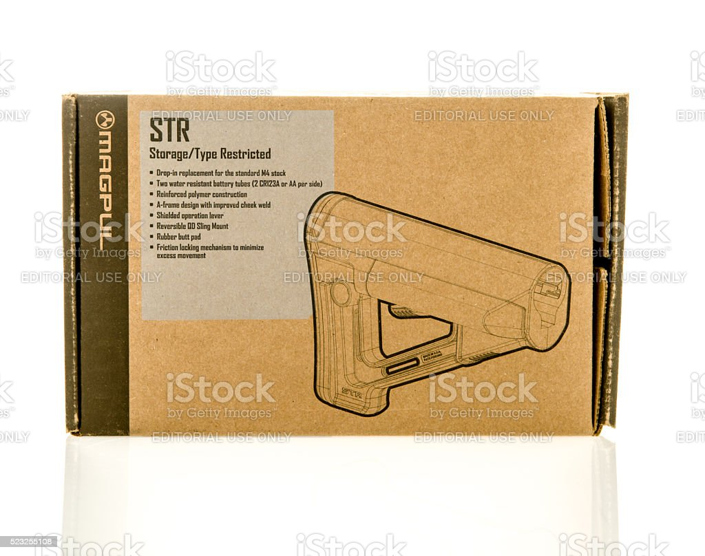 Magpul Replacement stock photo