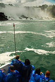 Maid of the Mist Boat Trip