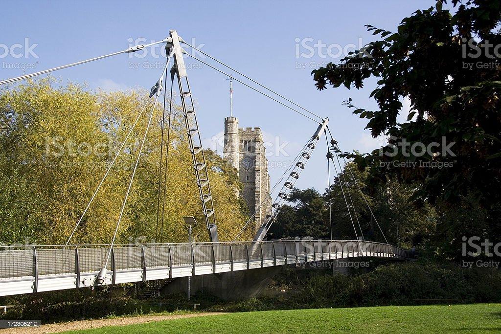 Maidstone, Kent stock photo