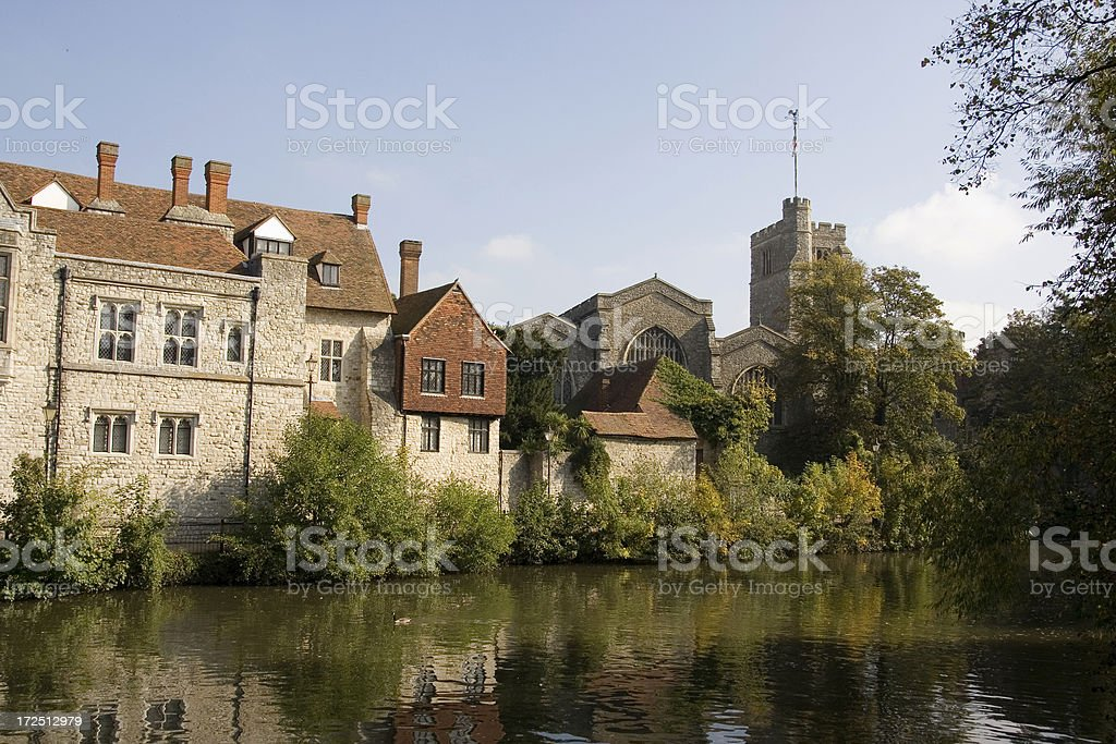 Maidstone, Kent royalty-free stock photo