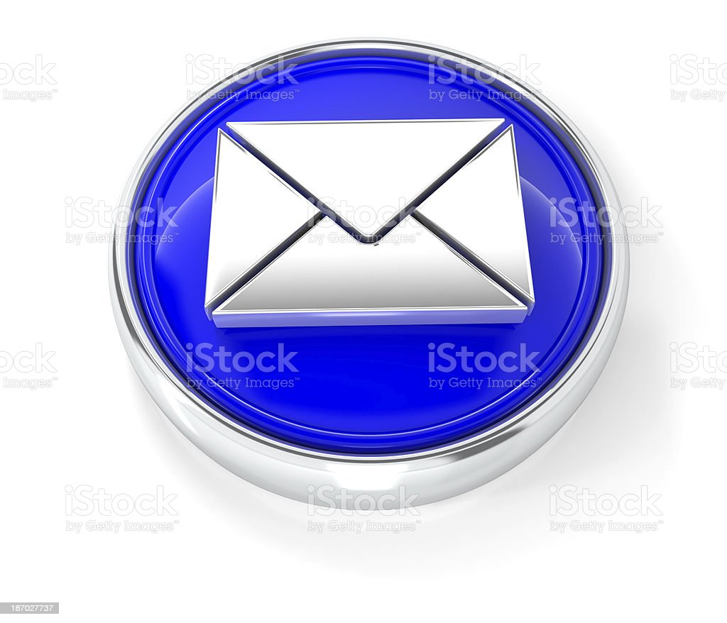 mail icon royalty-free stock photo