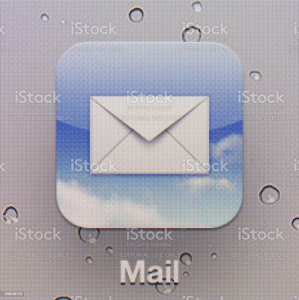 Mail royalty-free stock photo