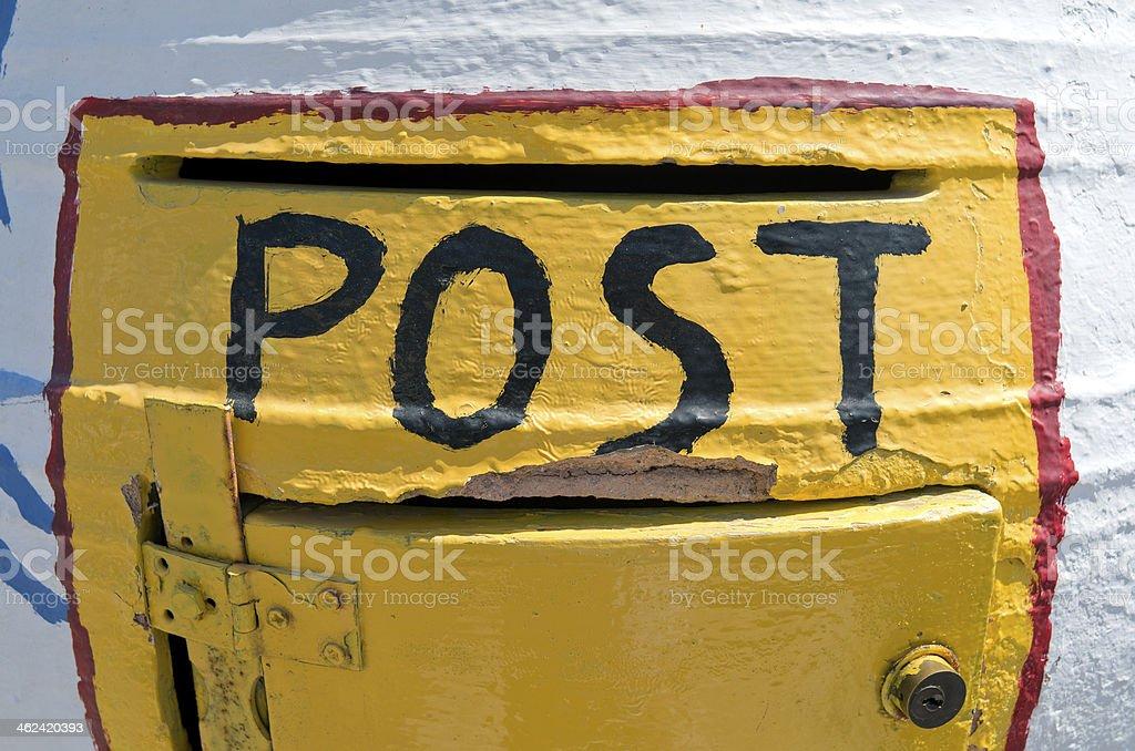 メールボックスでは、カマリます。 ロイヤリティフリーストックフォト