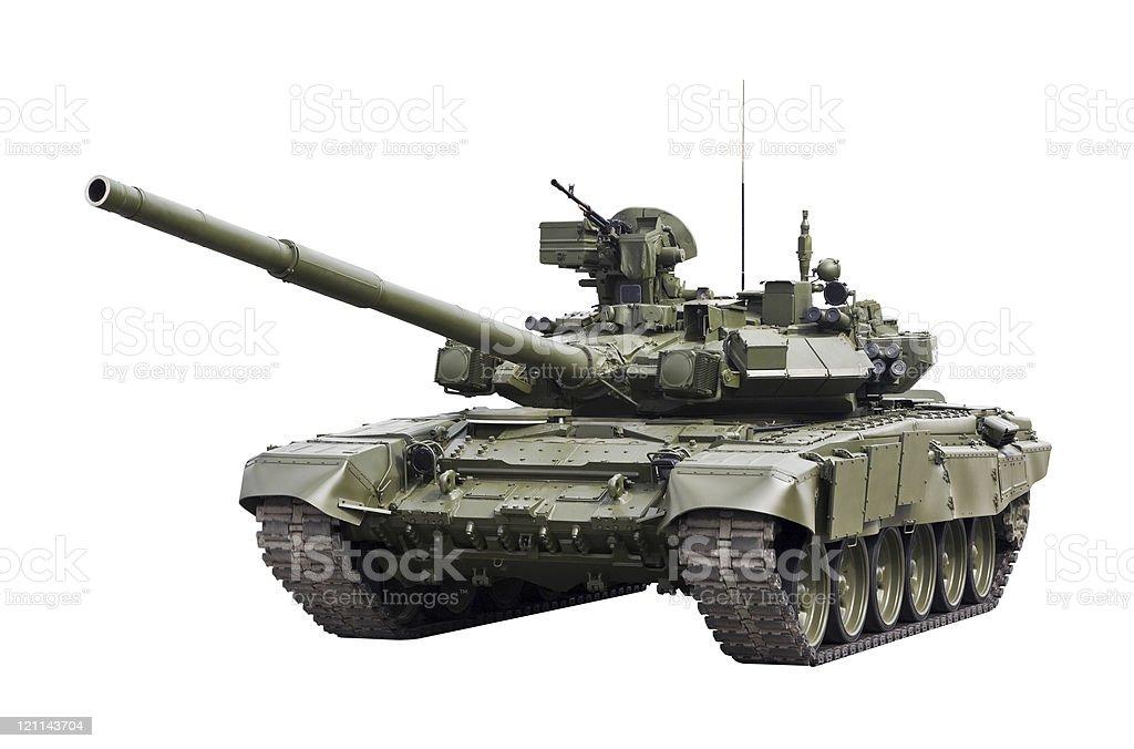 T-90S Main Battle Tank stock photo