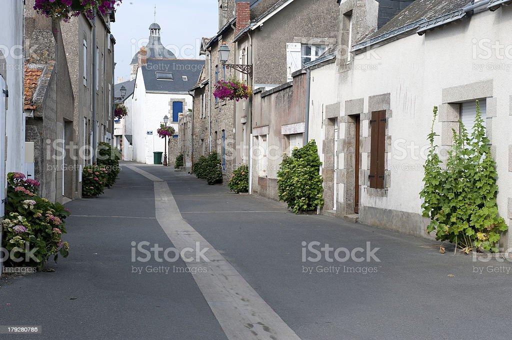 main road royalty-free stock photo
