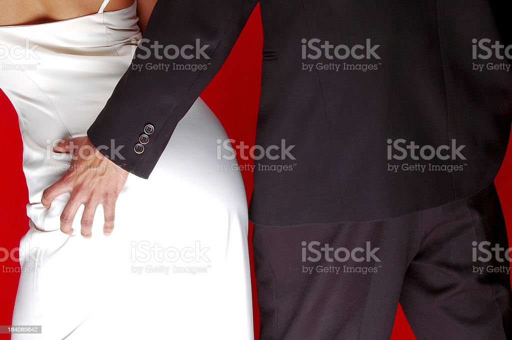 Main squeeze royalty-free stock photo