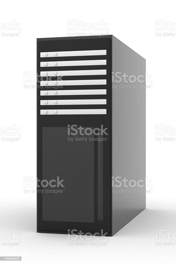 Mainframe stock photo