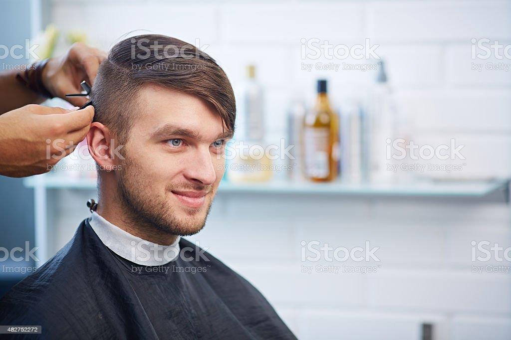 Maintenance for man stock photo