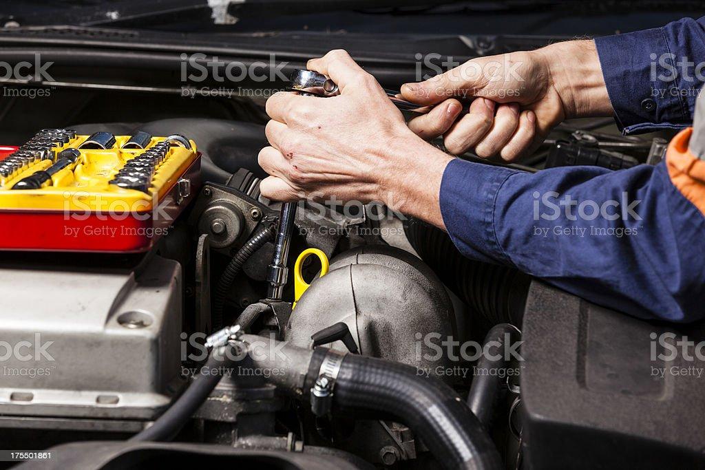 Maintenance stock photo