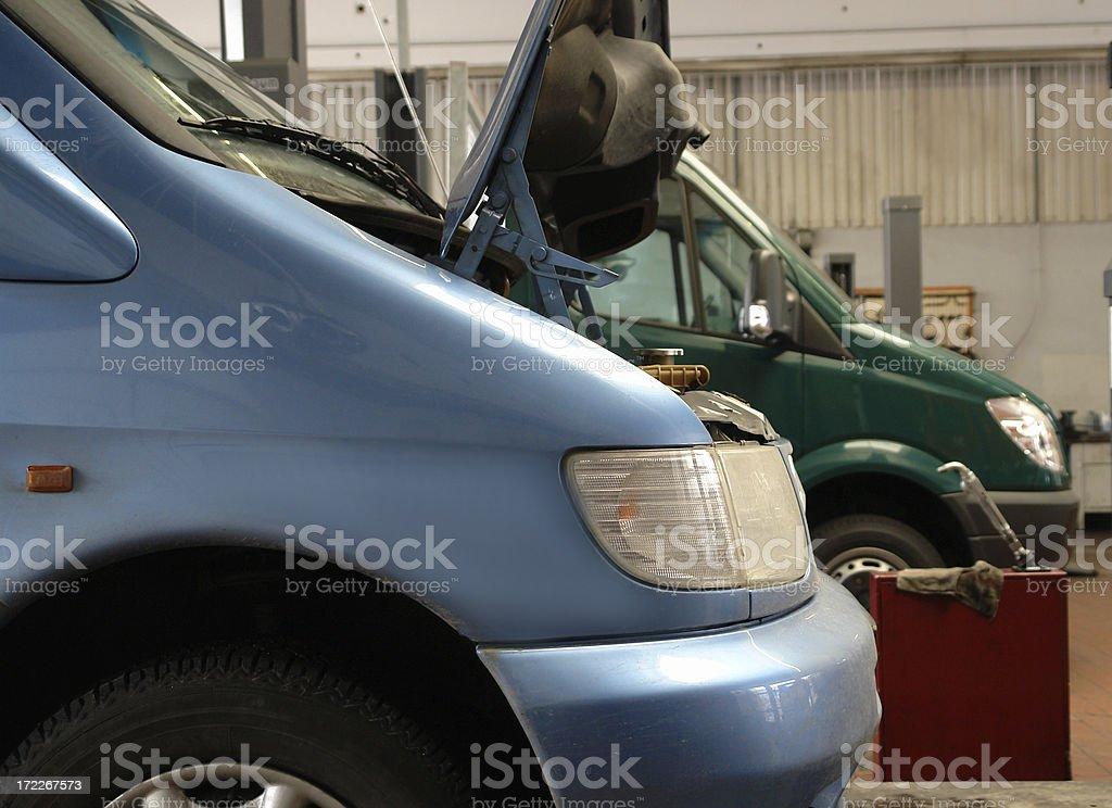 maintenance service royalty-free stock photo