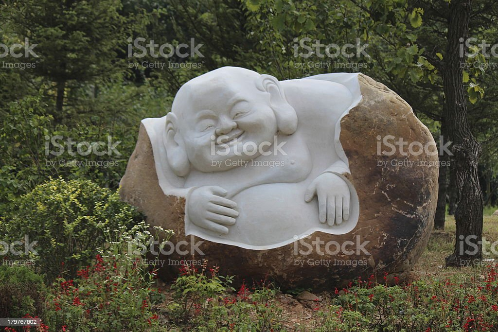 Maitreya stock photo
