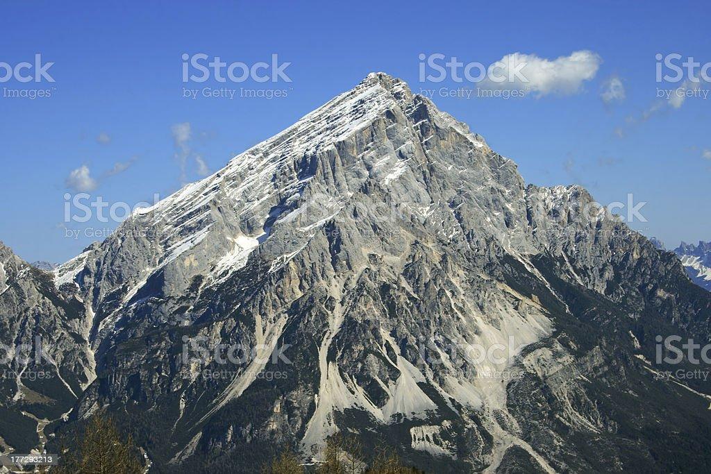 Majestic Mountains stock photo