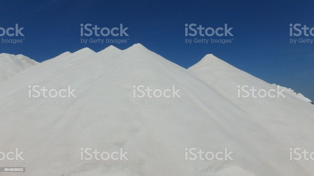 Majorca Salt Mines stock photo