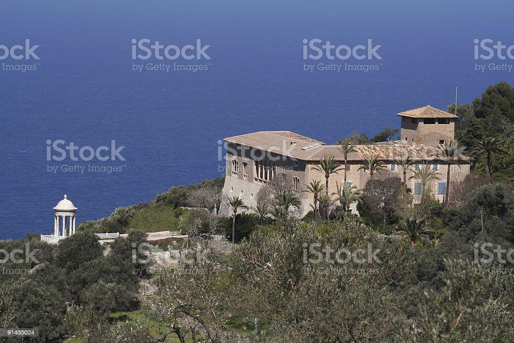 Majorca (Deia): Son Marroig #1 stock photo