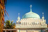 Majunga mosque dome