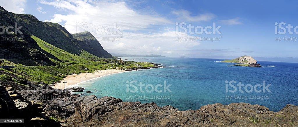 Makapu'u (Southeast Oahu) stock photo