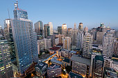 Makati Skyline, Metro Manila - Philippines