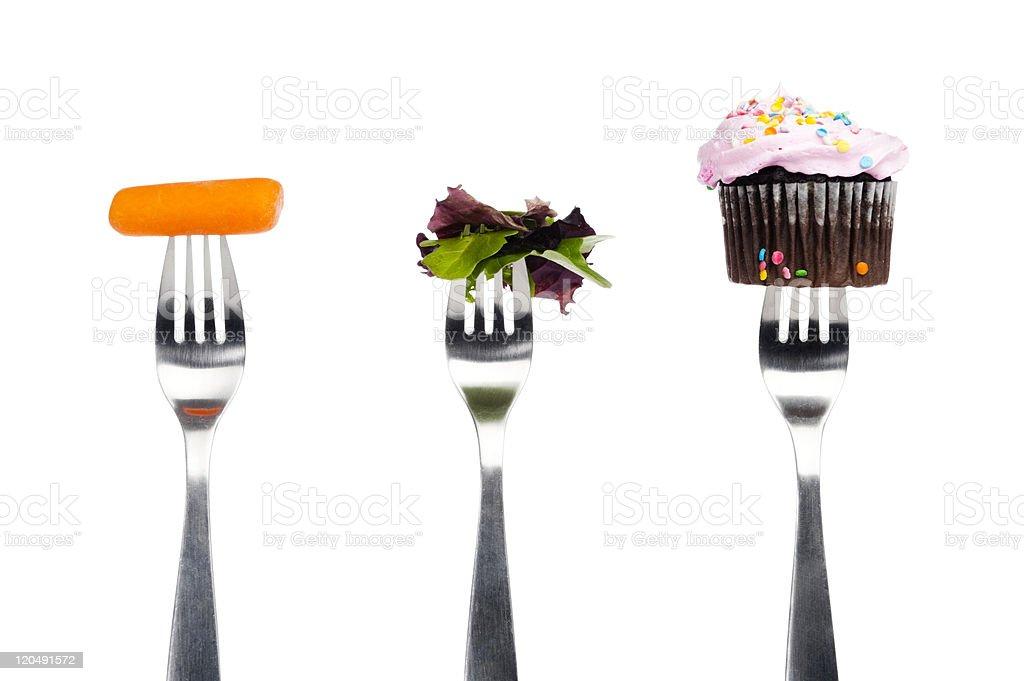 make a choice stock photo