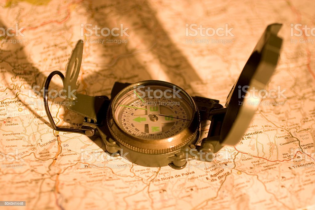 Make a Journey stock photo