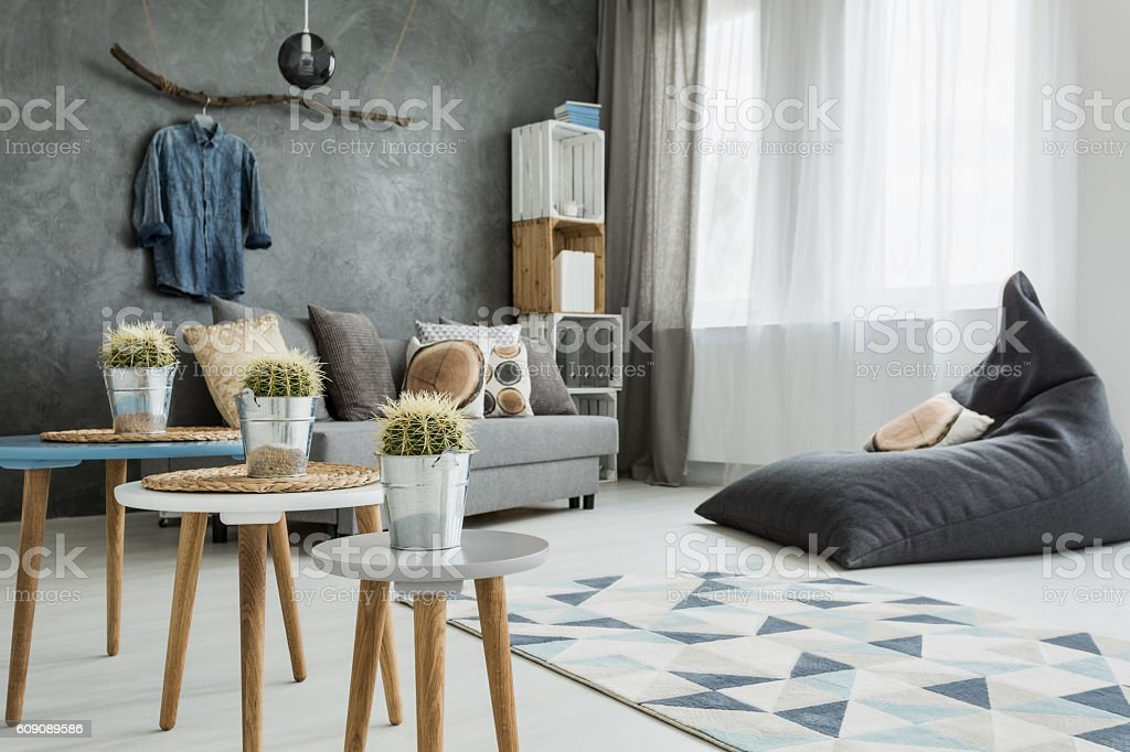 Make home life easier stock photo