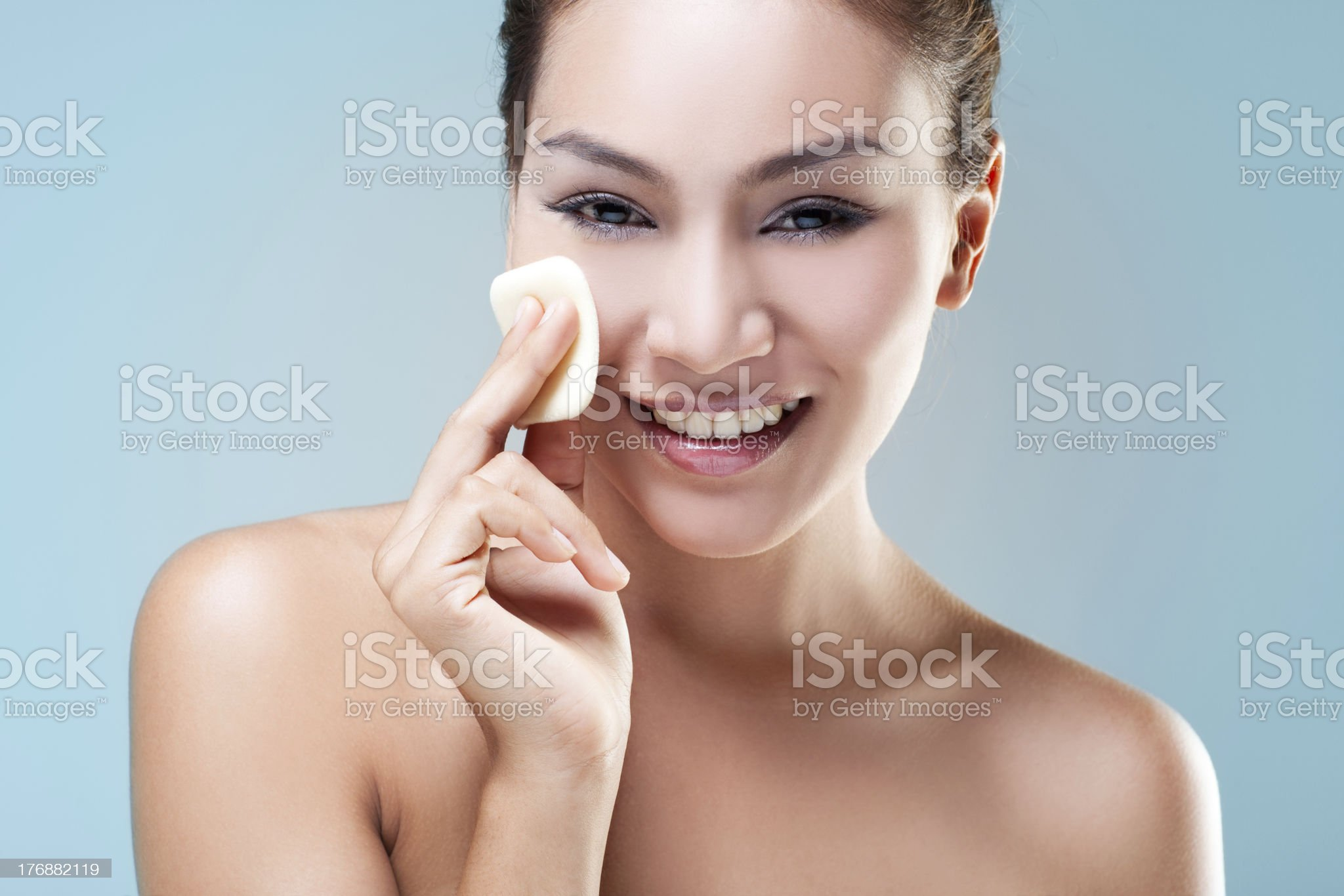 Make It Up royalty-free stock photo