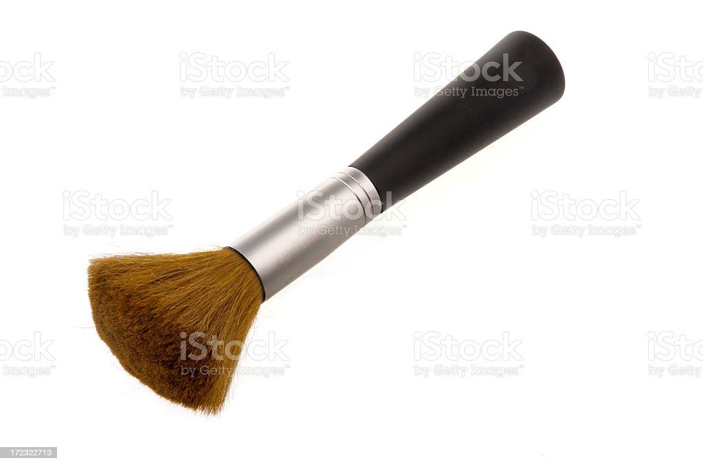 Make Up Brush royalty-free stock photo