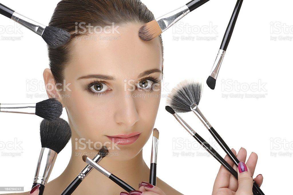 make up concept royalty-free stock photo