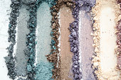 make up eyeshadow swatches