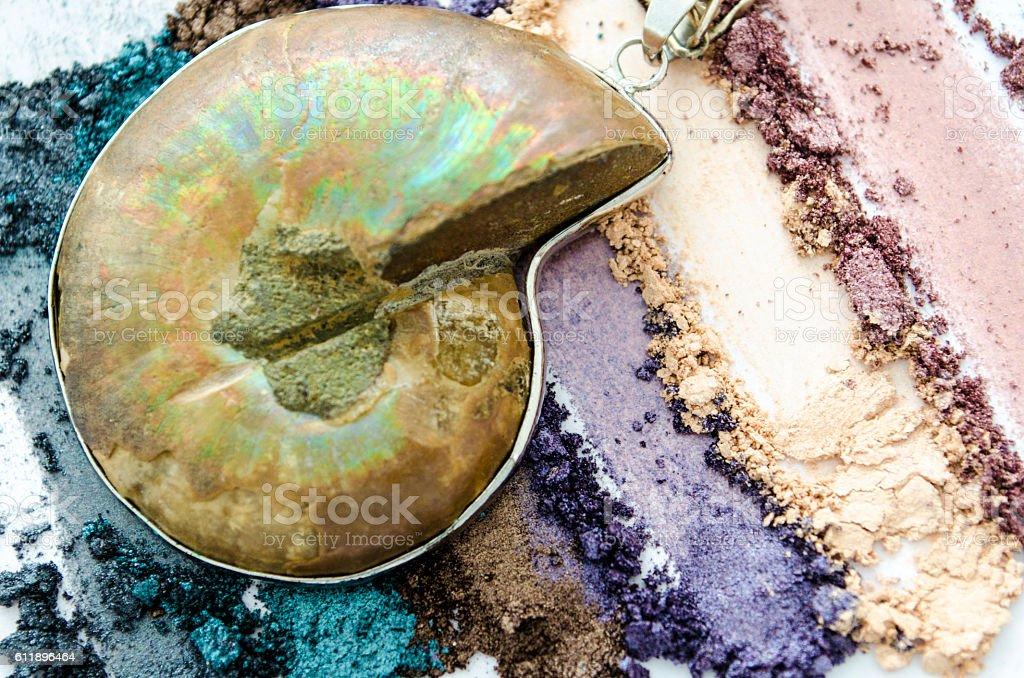 make up, girly stock photo