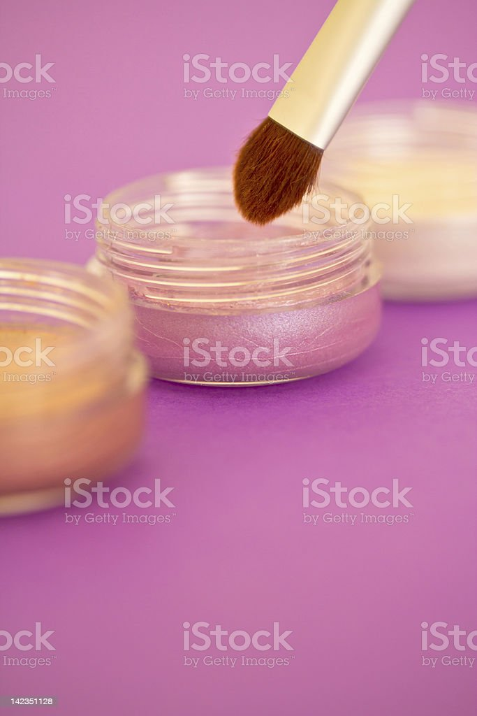 make up royalty-free stock photo