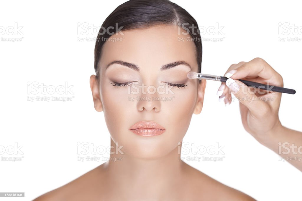 Make up. royalty-free stock photo