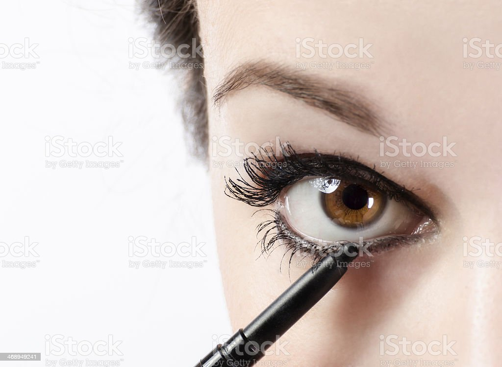 Make up stock photo