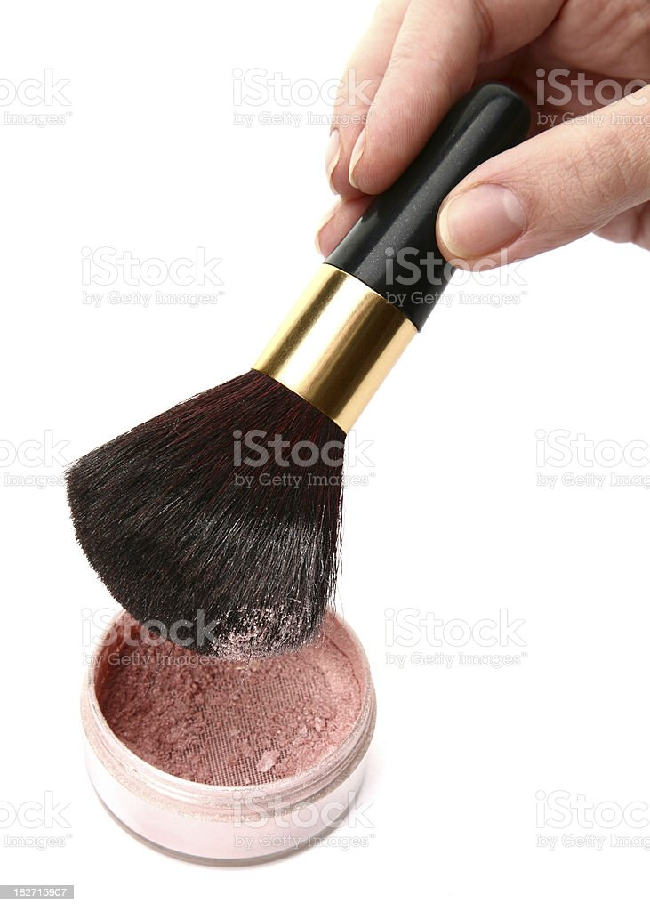 Make Up Products royalty-free stock photo
