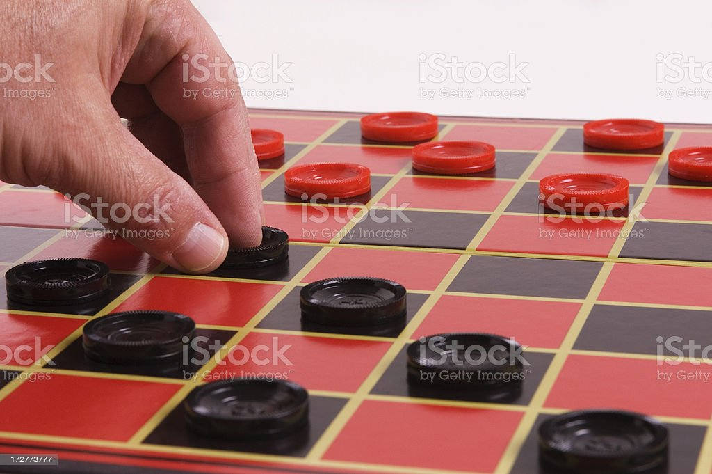 make your move royalty-free stock photo