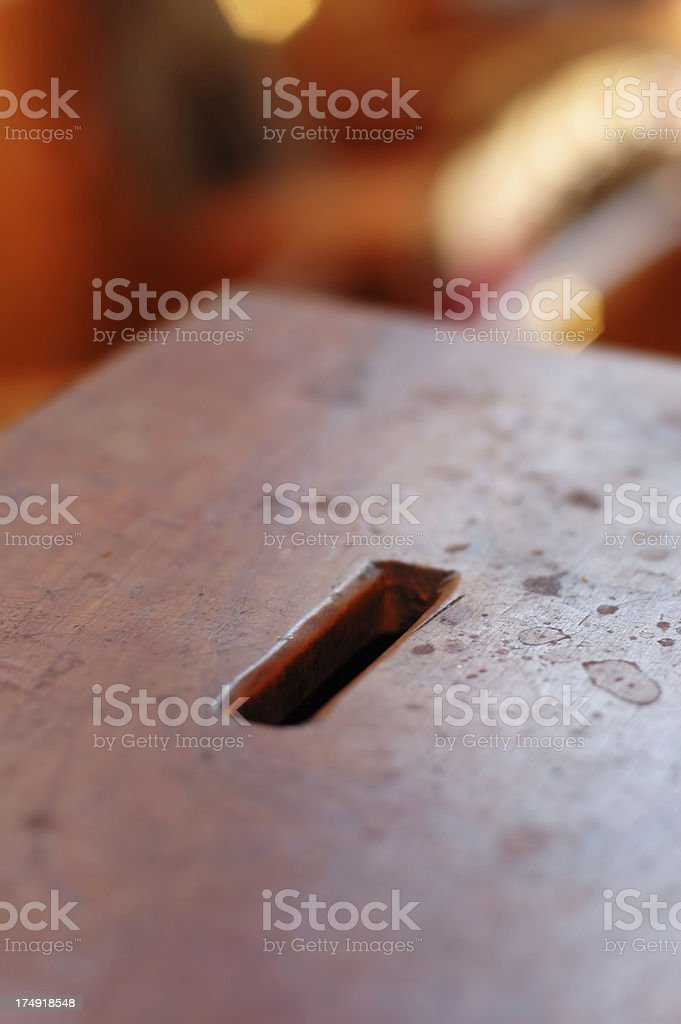 Make your offer stock photo