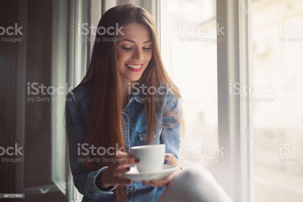 Make your own enjoyment stock photo
