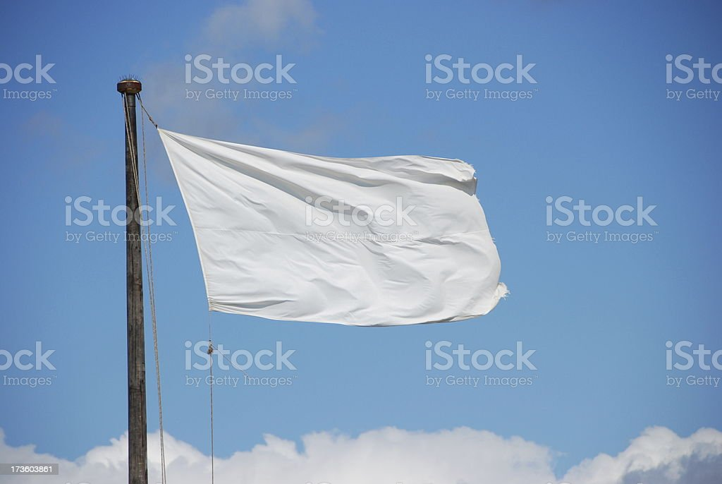 Make your own flag stock photo