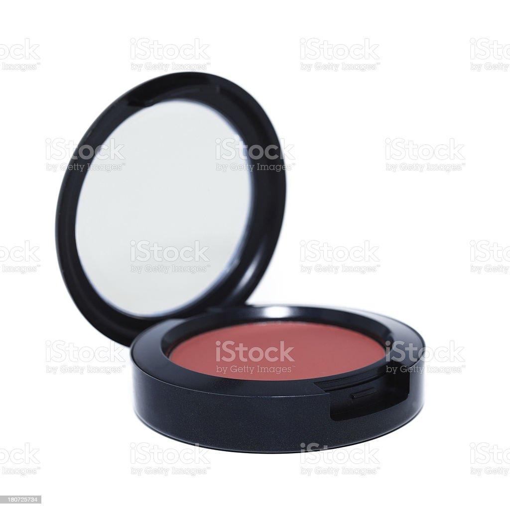 Makeup & Blusher royalty-free stock photo